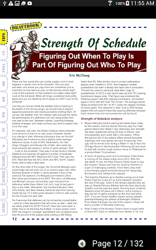 玩免費運動APP|下載FF ProForecast Magazine Series app不用錢|硬是要APP
