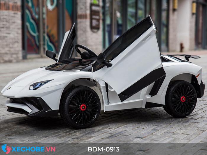 Xe ô tô điện trẻ em BDM-0913 19