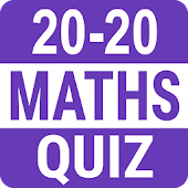 20-20 Maths Quiz