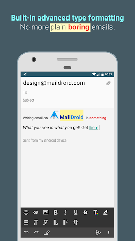 MailDroid Pro - Email App 4.65 (Mod) Patched APK