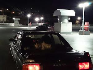 サニー FB12 1988年 トラッドサニー  スーパーサルーンE           のカスタム事例画像 neko9981さんの2019年01月29日22:11の投稿