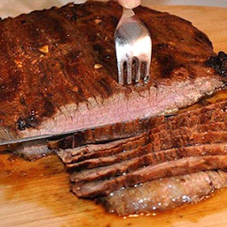 Grilled Flank Steak (London Broil)