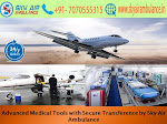 Avail Quick Shifting with MBBS Doctor in Dimapur by Sky Air Ambulance
