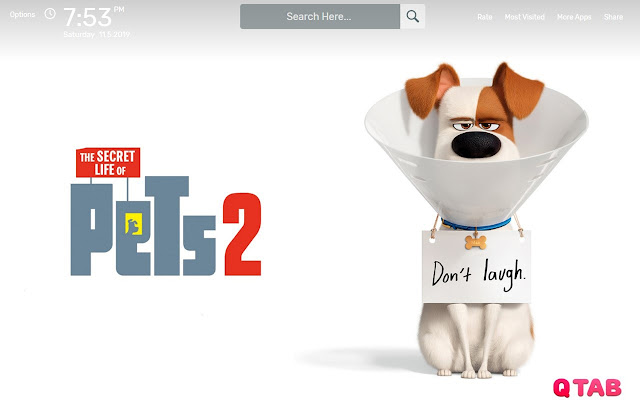 THE SECRET LIFE OF PETS 2 Wallpapers HD