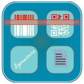 QR Code, Bar Code & Document Scanner