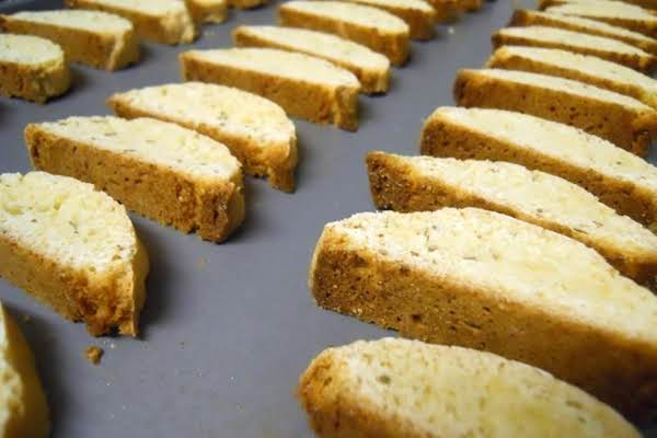 Anise Biscotti Di Prato Recipe