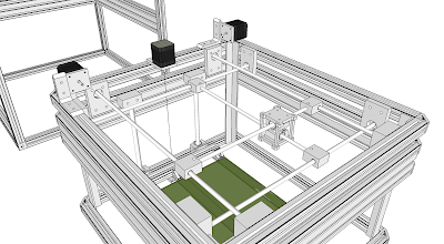 Photo: Close-up Conceptual, CubeSpawn Ultimaker Module