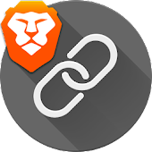Brave Browser - Link Bubble