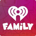 iHeartRadio Family icon