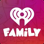 iHeartRadio Family Icon