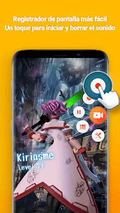 Screen Recorder – Grabadora de pantalla con audio 1