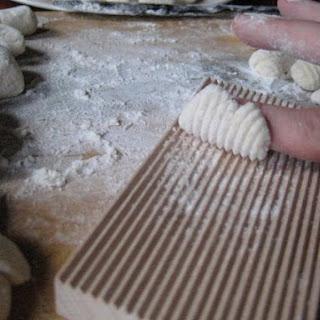 Handmade Ricotta Gnocchi