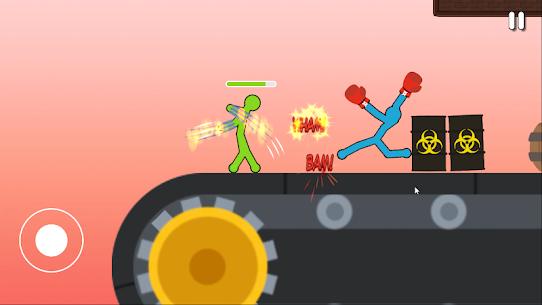 Stickman Supreme Duelist 2 Fight Warriors MOD Apk 1.0 (Unlimited Money) 4