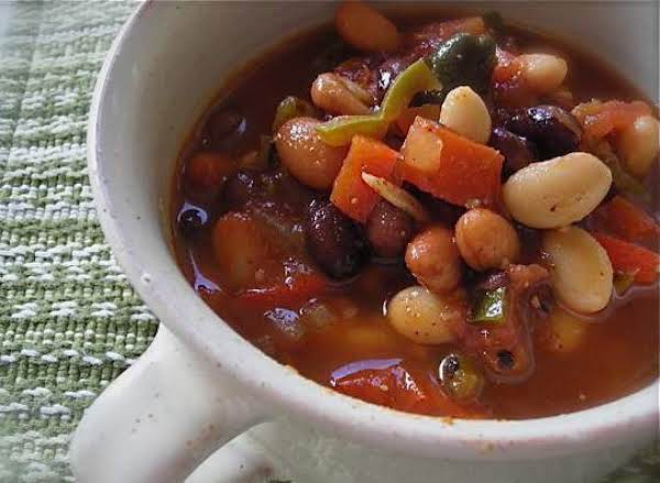 3 Bean Soup Recipe