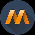 Moviebase - TV Show & Movie Tracker. TMDb. Trakt. icon