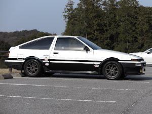 スプリンタートレノ AE86 GT-APEXのカスタム事例画像 night deerさんの2020年04月26日00:34の投稿