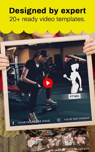 Marketing Video, Promo Video & Slideshow Maker 28.0 screenshots 21
