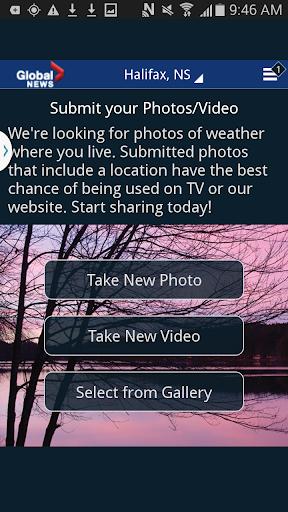 Global News Skytracker  screenshots 5