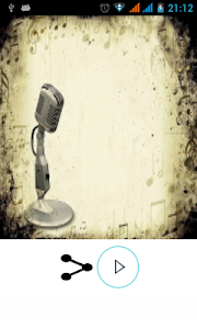 Tango Music Radio screenshot 1
