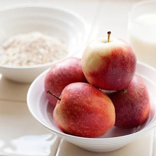 Apple Almond Porridge Recipe
