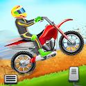 Kids Bike Uphill Racing Fun icon