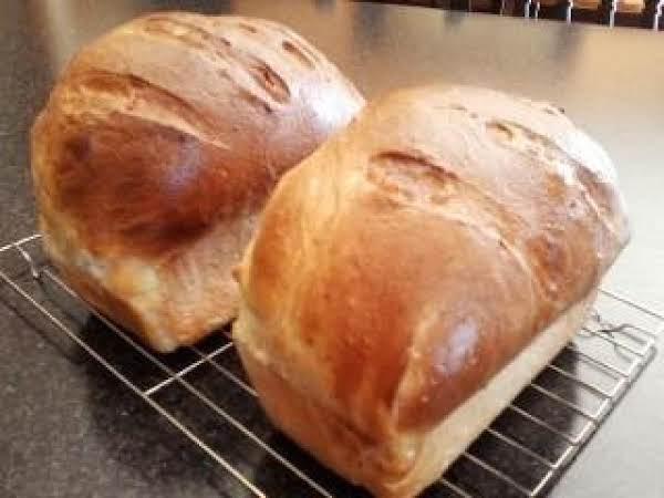 Feather Light White Onion Dill Bread Recipe