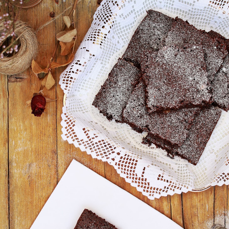 Beetroot and Chocolate Brownies Recipe
