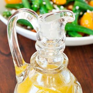 Maple Citrus Salad Dressing.