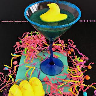 Peep Tart Martini
