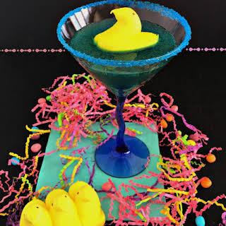 Peep Tart Martini.