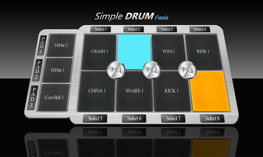 download simple drum pads apk on pc download android apk games apps on pc. Black Bedroom Furniture Sets. Home Design Ideas