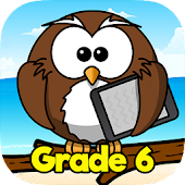 Sixth Grade Learning Games Android APK Download Free By RosiMosi LLC
