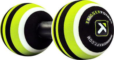 """Trigger Point MB2 Massage Roller Ball Set: 2.6"""" diameter, Green/Black,White"""