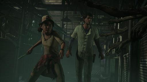 The Walking Dead: A New Frontier screenshot 7
