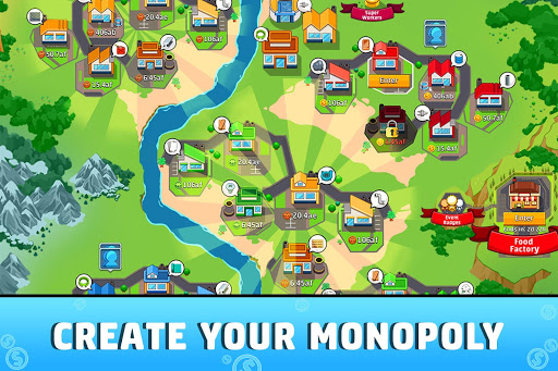 Idle Factory Tycoon: Cash Manager Empire Simulator screenshot 7