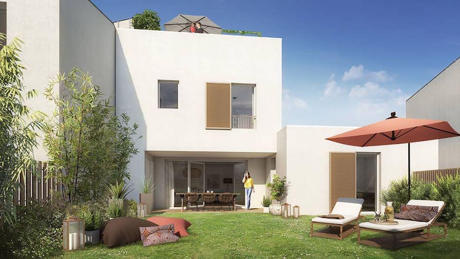 Les Villas urbaines by Urbat