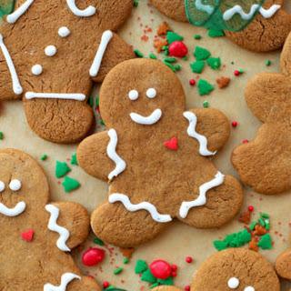 Gingerbread Cookies Light Recipes