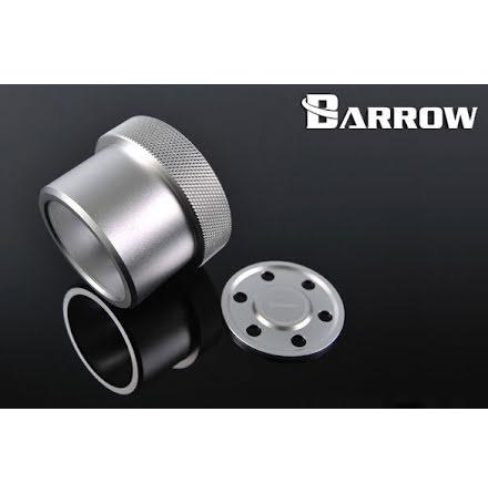Barrow deksel for Laing D5 baserte pumper, Silver