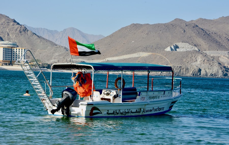 Rent a Boat by Nadeem M Siddiqui - Transportation Boats