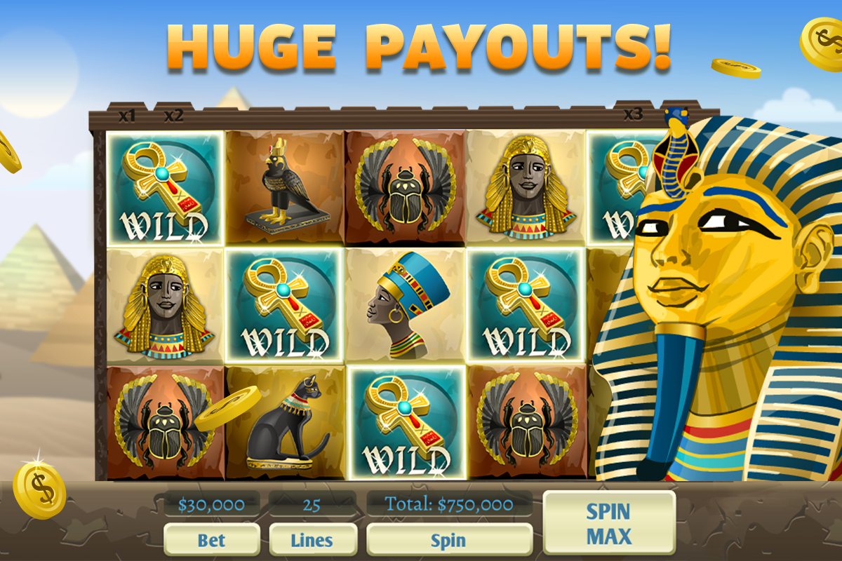 free online video casino slots