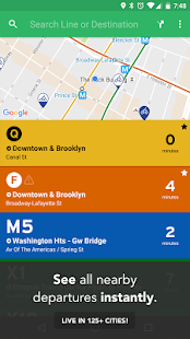 Transit: Real-Time Transit App- screenshot thumbnail