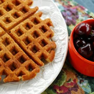 Weekend Waffles Recipe