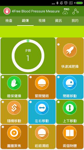 免費下載醫療APP|4Free 血壓測量 app開箱文|APP開箱王