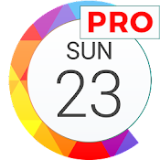 Clean Calendar Widget Pro