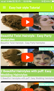 Girls Hair Style Video 2018 Apps On Google Play