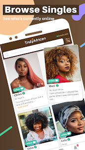 TrulyAfrican – African Dating 2