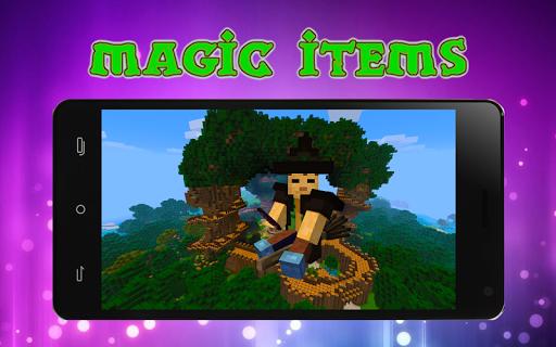 Magic Mod for Minecraft