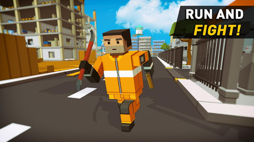 Pixel Danger Zone: Battle Royale  screenshots 2