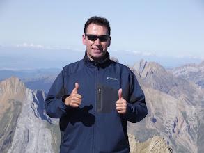 Photo: He fet el cim! (3144 m)