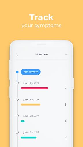 Ada – your health companion screenshot 5